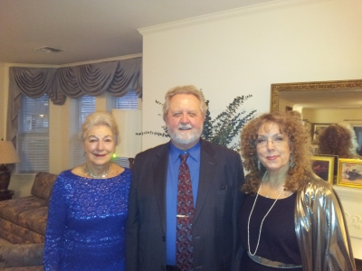 Ron and Julie Anne Meixsell accompanied by Doris Anne McMullen